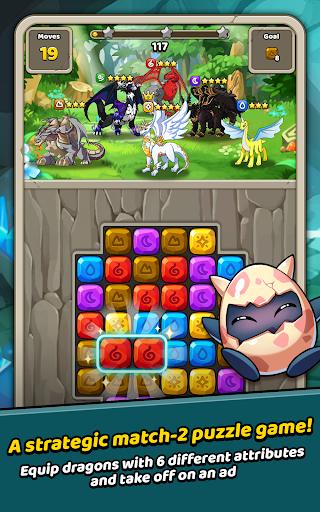 Dragon Village B - Dragon Breeding Puzzle Blast  screenshots 18
