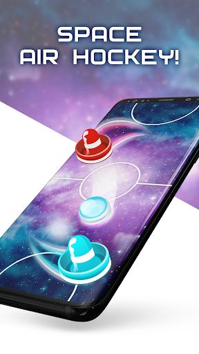 Two Player Games: Air Hockey 28 Screenshots 1