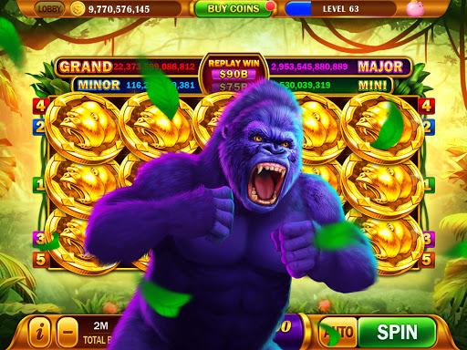 Golden Casino: Free Slot Machines & Casino Games Apkfinish screenshots 9