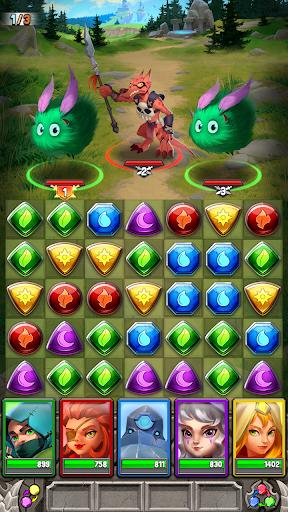 Dragon Strike: Puzzle RPG 0.3.7 screenshots 6