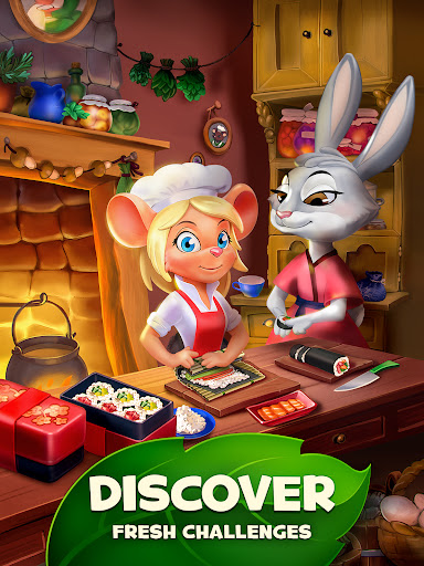 Merge Inn - Tasty Match Puzzle Game  Pc-softi 8