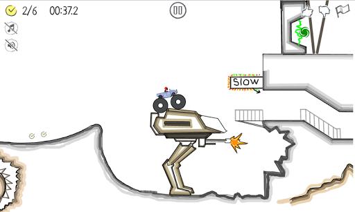 paper racer - stickman racing screenshot 3