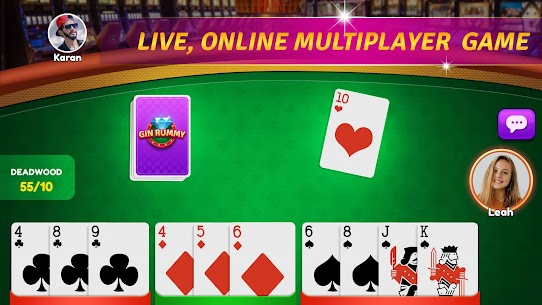 Gin Rummy  Apps For Pc – Windows And Mac – [free Download In 2021] 1