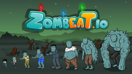 Zombeat.io – io games zombie MOD APK 1.2.9 (Ads Free) 1