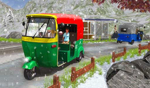 Offroad Tuk Tuk Rickshaw Driving: Tuk Tuk Games 21 screenshots 2