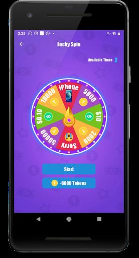 Crazy Scratch - Have a Lucky Day & Win Real Money apktram screenshots 2
