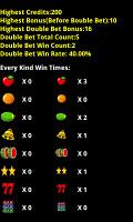 screenshot of Roulette Slots