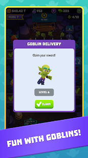 Gold and Goblins: Idle Miner