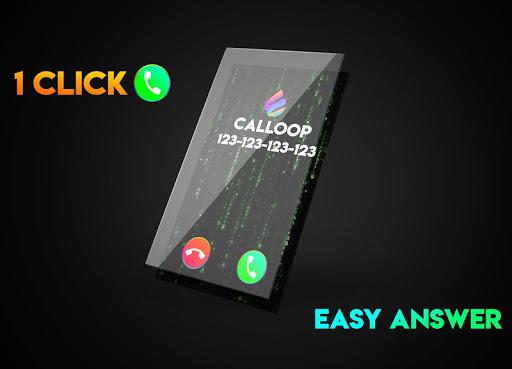 Color Screen Phone, Call Flash Themes - Calloop 3.4 Screenshots 8