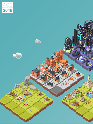 Age of 2048u2122: Civilization City Merge Games  screenshots 14