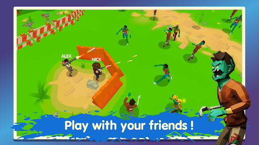 Two Guys & Zombies 3D: Online game with friends https screenshots 1