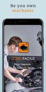 EOBD Facile  OBD2 car diagnostic scanner Bluetooth 3.31.0762