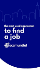 screenshot of Jobs Search and Employment - OCCMundial