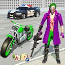 Real Joker Mafia : Scary Clown Gangster Game