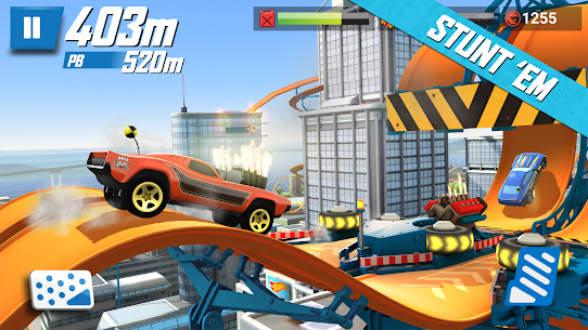 Hot Wheels: Race Off Mod Apk (Unlimited Money) 2