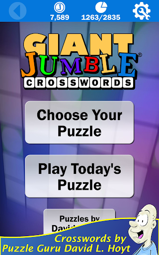 Giant Jumble Crosswords apkmr screenshots 6
