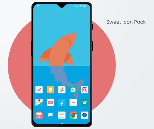 Download APK: Sweet – Icon Pack v2.6 [Patched]