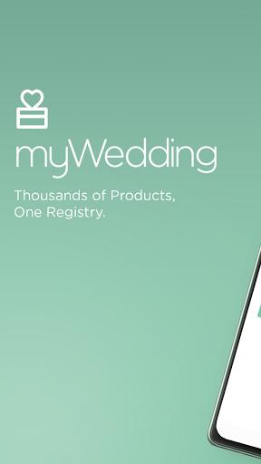 myWedding Gift Registry  Screenshots 1