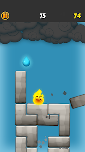 Flamey – Balance ! Crush tower, jump, six effects Hack Online (Android iOS) 2