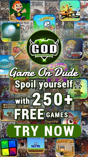 Game On Dude - GOD screenshots 1