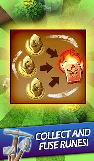 Clicker Mine Idle Adventure apkslow screenshots 17