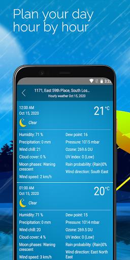 Weather Radar Pro—Weather Live Maps, Storm Tracker  screenshots 4