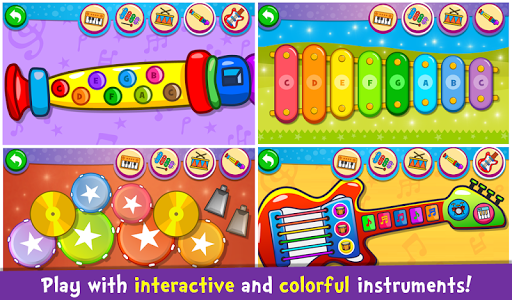 Piano Kids - Music & Songs 2.73 Screenshots 4