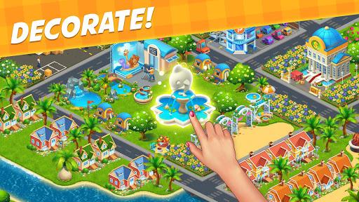 Farm City : Farming & City Building apkpoly screenshots 5