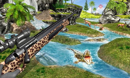 Wild Deer Hunt 2021: Animal Shooting Games apktram screenshots 4