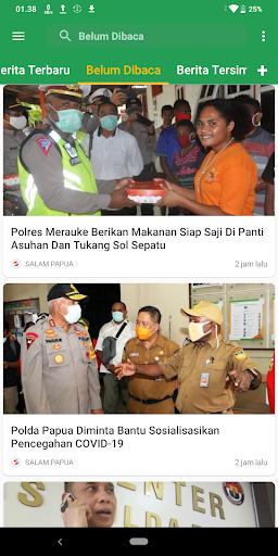 warta berita papua : media papua dan papua barat screenshot 3