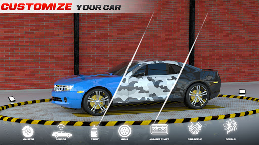Modern Car Drive Parking Free Games - Car Games 3.87 Screenshots 17