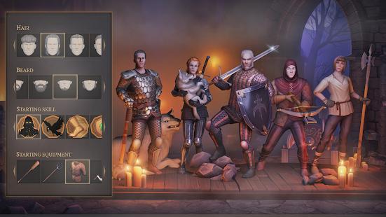 Mod Game Grim Soul: Dark Fantasy Survival for Android
