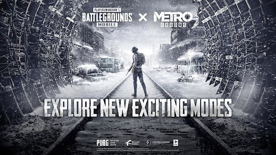 PUBG MOBILE METRO ROYALE 1