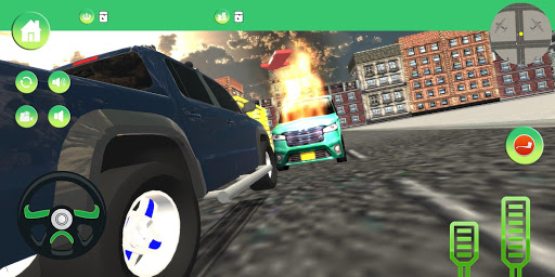 Real Truck Simulator  screenshots 17