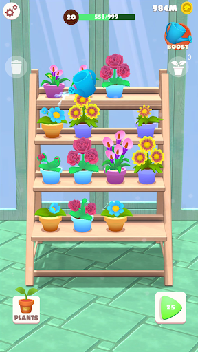 Flower King: Collect and Grow 47 Pc-softi 1