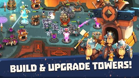 Castle Creeps TD MOD APK 1.50.1 (Unlimited Money) 3