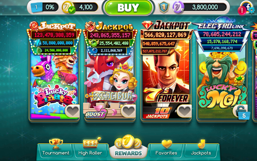 myVEGAS Slots screenshot 14