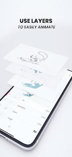 Flipaclip: Cartoon Animation Creator & Art Studio 2.5.7 Screenshots 4