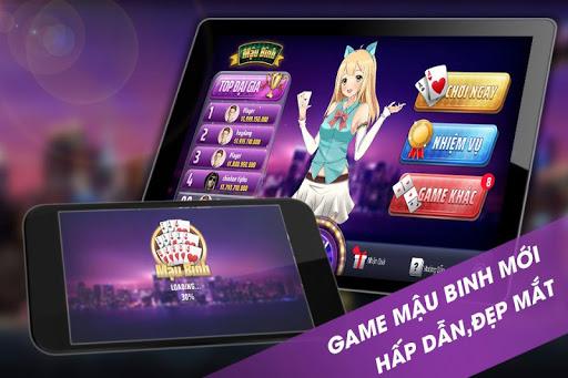 Mau Binh - Binh Xap Xam 1.12 screenshots 1