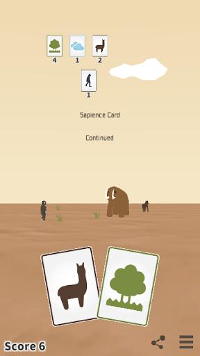 Sapience Card screenshots 1