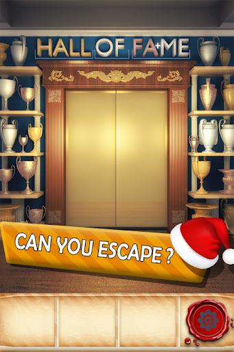 100 Doors Seasons: Christmas Games. New Year 2021 apkslow screenshots 6