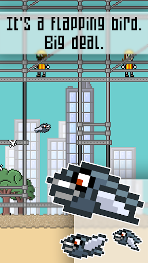 Ploppy Pigeon apklade screenshots 1