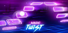 Magic Twist: Twister Music Ball Gameのおすすめ画像1