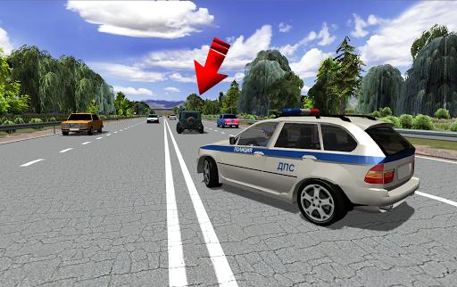 Traffic Cop Simulator 3D 16.1.3 screenshots 1
