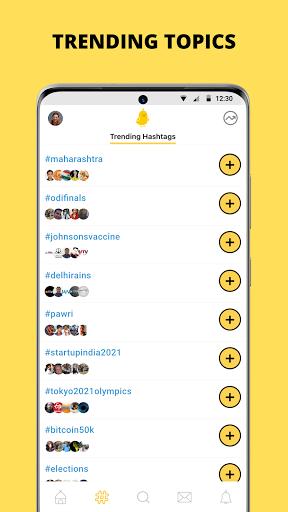 Koo: Connect with People!  screenshots 4