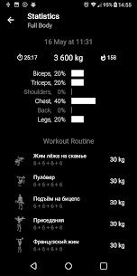 Barbell Home Workout Mod Apk (Premium Unlocked) 3