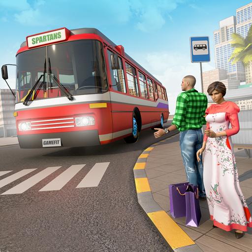 Baixar City Coach Bus Simulator 3D para Android