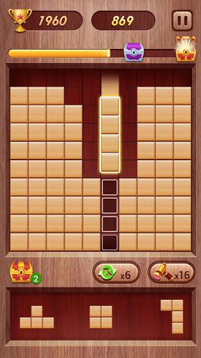 Wood Puzzle Block  screenshots 16