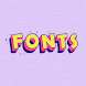 Fancy Fonts-Font & Emoji Keyboard