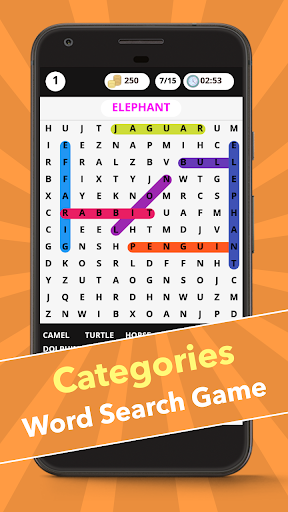 Word Search Game : Word Search 2020 Free 12.1 screenshots 6